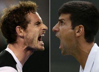 Novak Djokovic vs Andy Murray 2016 Australian Open images