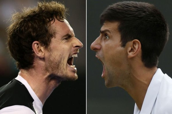 Novak Djokovic vs Andy Murray 2016 Australian Open images