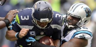 Panthers vs Seahawks NFL Divisional Round Playoffs 2016 images
