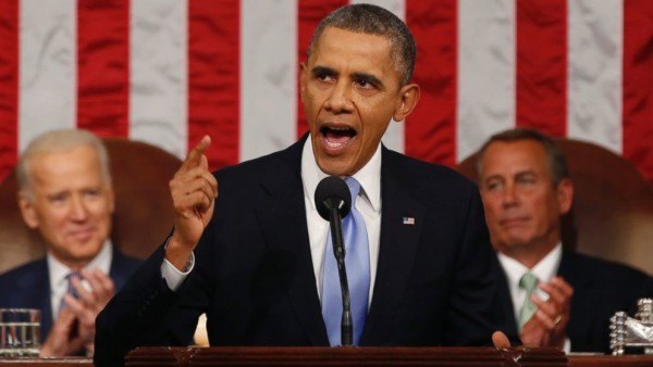 President Barack Obama's Final State of the Union 2016 opinion images