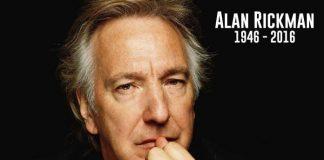 RIP Alan Rickman Harry Potter, Die Hard 2016 celebrity deaths