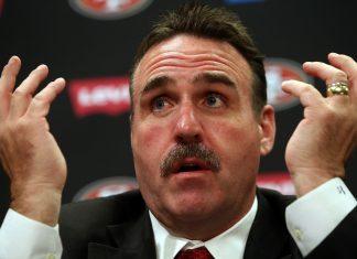 san francisco 49ers confess screw up fire head coach 2016 images