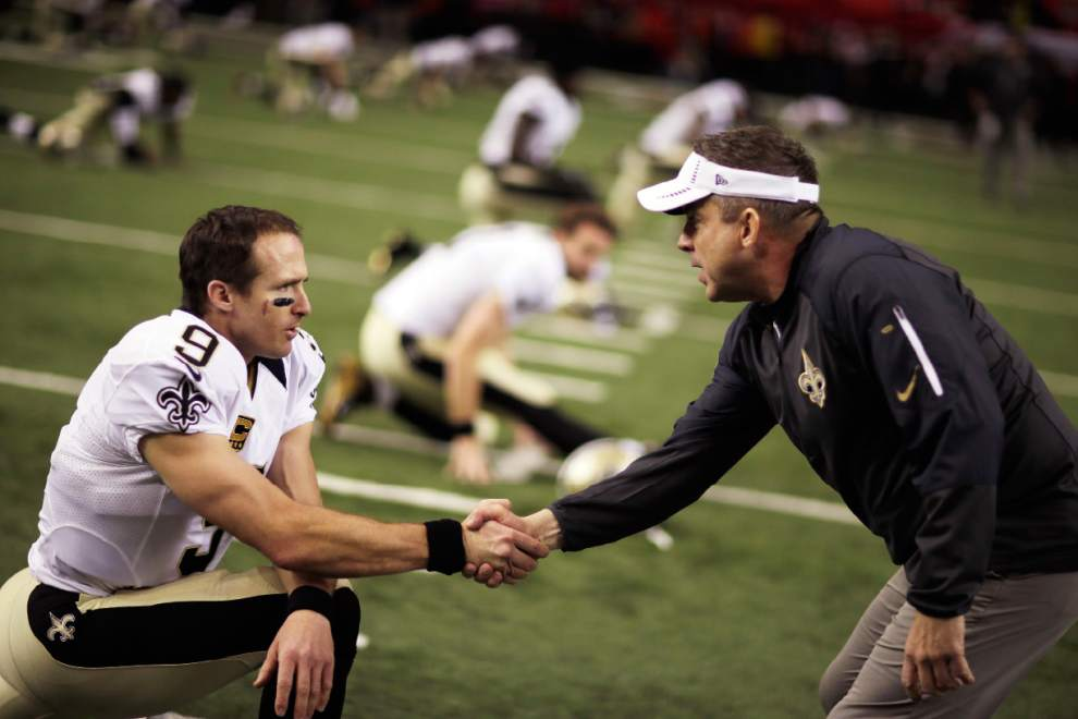 Sean Payton Hottest Coach on the Market But Does New Orleans Saints Care 2016 images