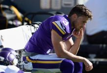 Seattle Tops Vikings as Blair Walsh Heads to Kicker Hell 2016 images