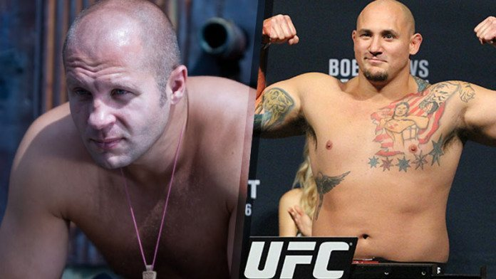 Shawn Jordan vs Fedor Emelianenko 2016 mma fights