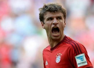 Thomas Muller I will not leave Bayern Munich 2016 images