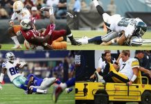 Why Heartless Fans Should Care about NFL Injuries 2016 images