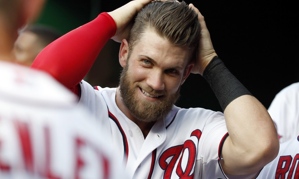 will mlbs 25 most improved players continue 2016 bryce harper bulge images