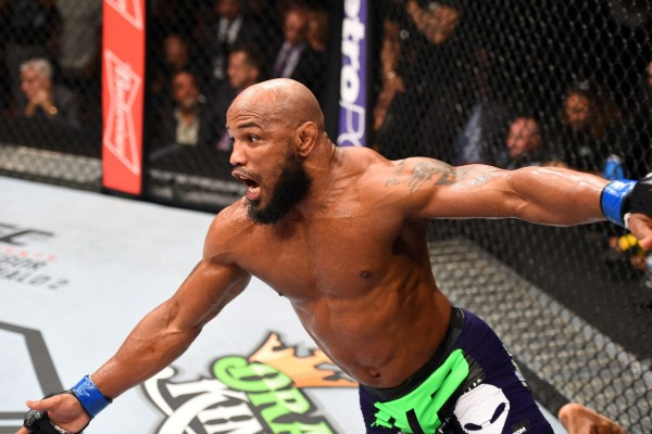 Yoel Romero fails drug test 2016 mma