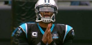 Zen Carrying Cam Newton to Super Bowl 50 2016 images