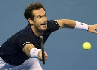 andy murray distracted as 2016 australian open approaches tennis images