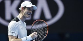 Andy Murray victoria azarenka charge forth 2016 australian images
