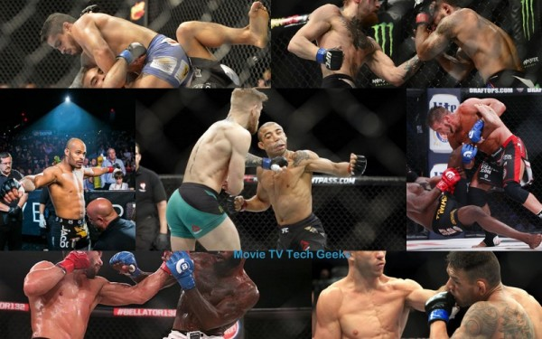 best mma fight events of 2015 image collagebest mma fight events of 2015 image collage
