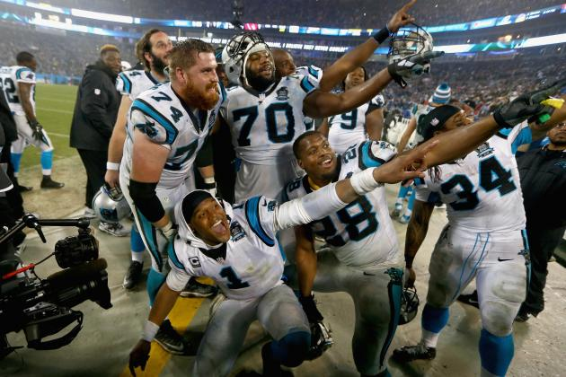 carolina panthers beat cardinals for super bowl 2016