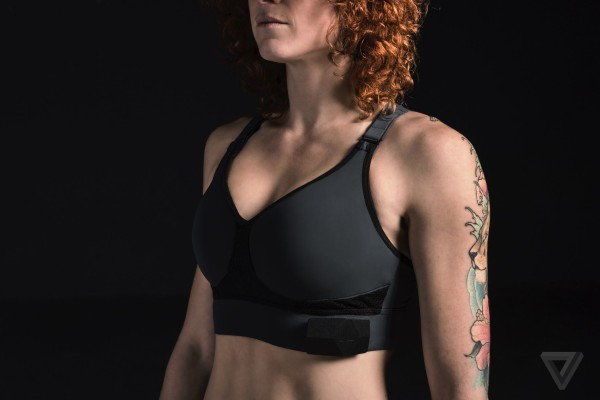 ces 2016 ombra smart bra 2015 tech images