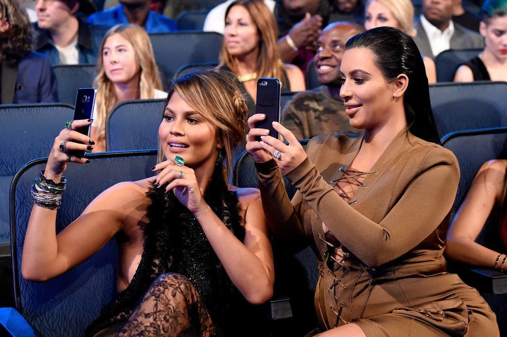 chrissy teigen taking over for kim kardashian 2016 gossip