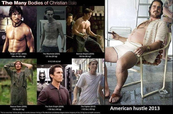 christian bale not up for another body transformation 2016 gossip