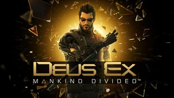 deus ex mankind divided 2016 hottest games images tech