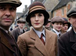 downton abbey 602 stalking lady edith 2016 images
