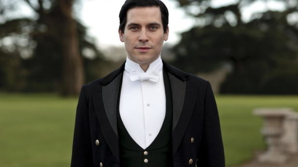 downton abbey 602 thomas wasted images