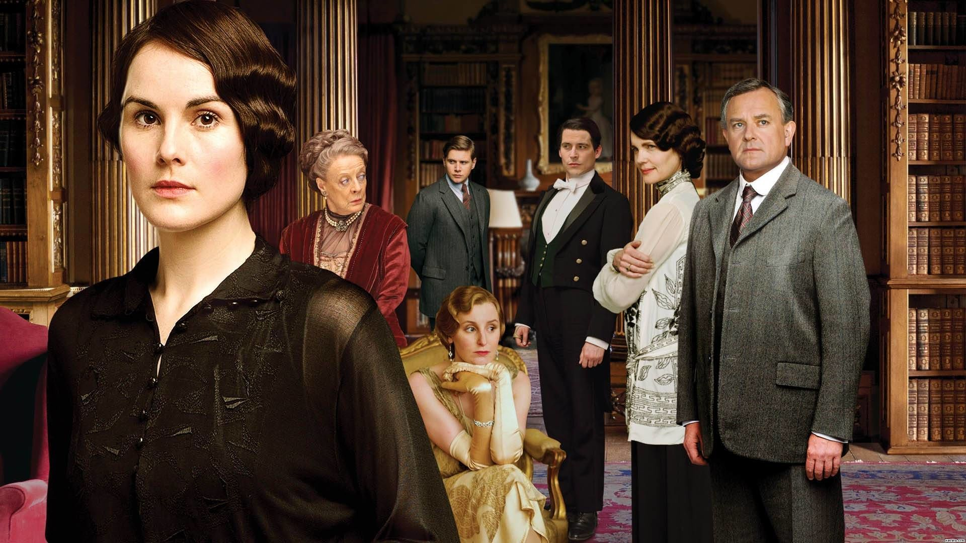 downton abbey season 6 2015 images