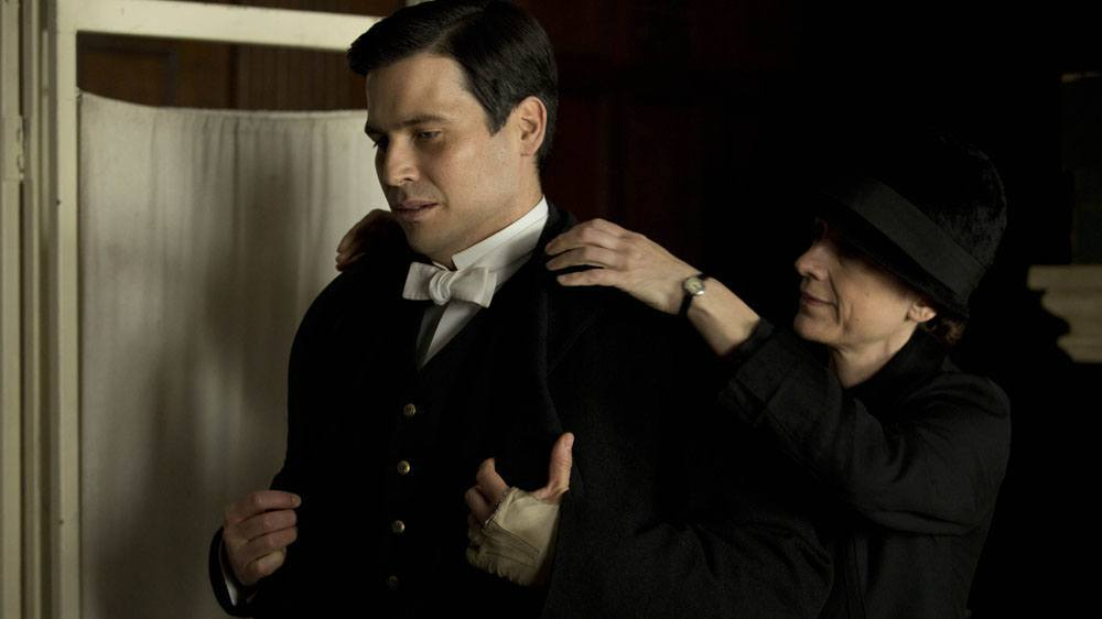 downton abbey thomas 2015