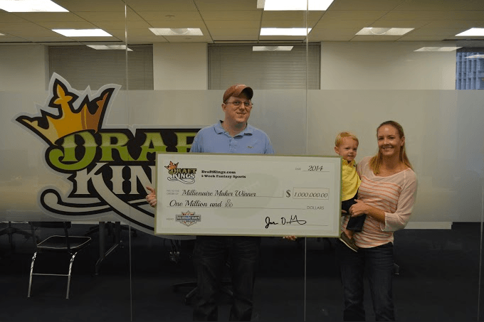 draftkings weekly report final milli maker 2016 images