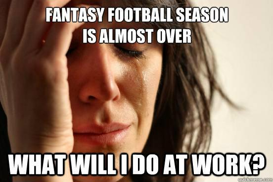 fantasy football season over for draftkings 2016