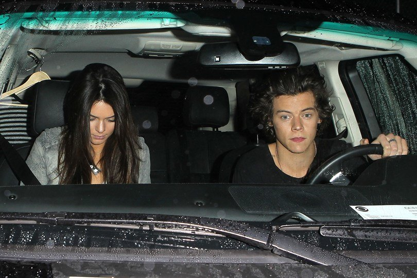 harry styles learning kendall kardashian family ways 2016 gossip