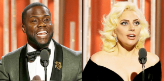 how kevin hart saved lady gaga 2016 gossip