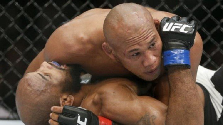 jacare vs belfort fight mma 2016 images