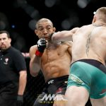 jose aldo vs conor mcgregor mma fight 2016 images