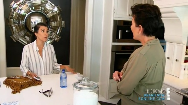 keeping up with the kardashians big launch kourtney anger 2016 images