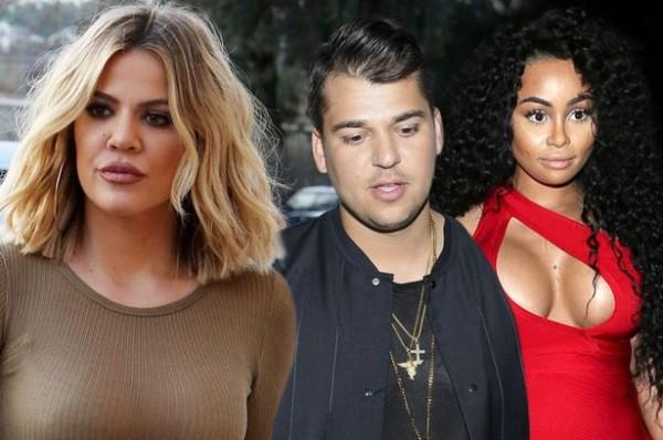 khloe kardashian boots mocks blac chyna 2016 gossip