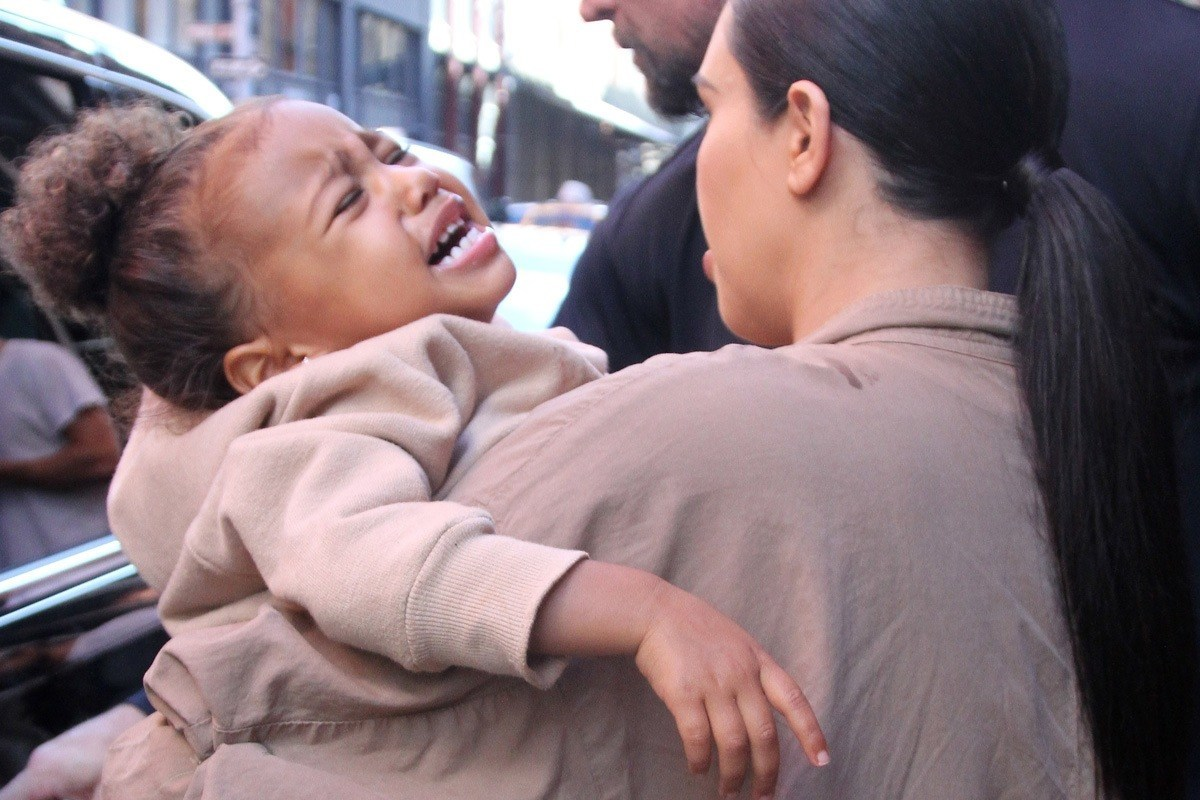 kim kardashians north west already in therapy 2016 gossip