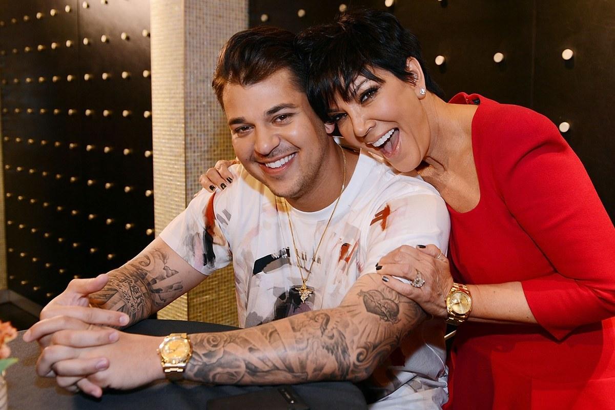 kris jenner won't stop kuwtk for rob kardashian 2016 gossip