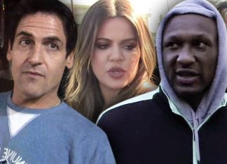 mark cuban bites into khloe kardashian racist claims 2016 gossip