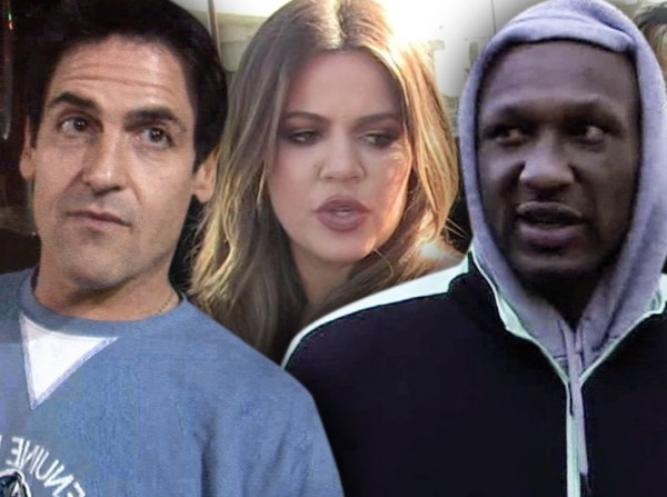 mark cuban bites into khloe kardashian racist claims 2016 gossip