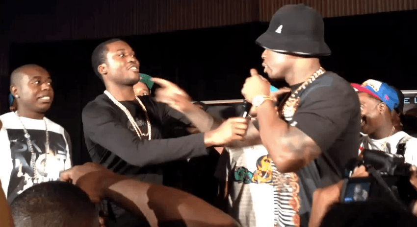 meek mill takes on 50 cent 2016 gossip