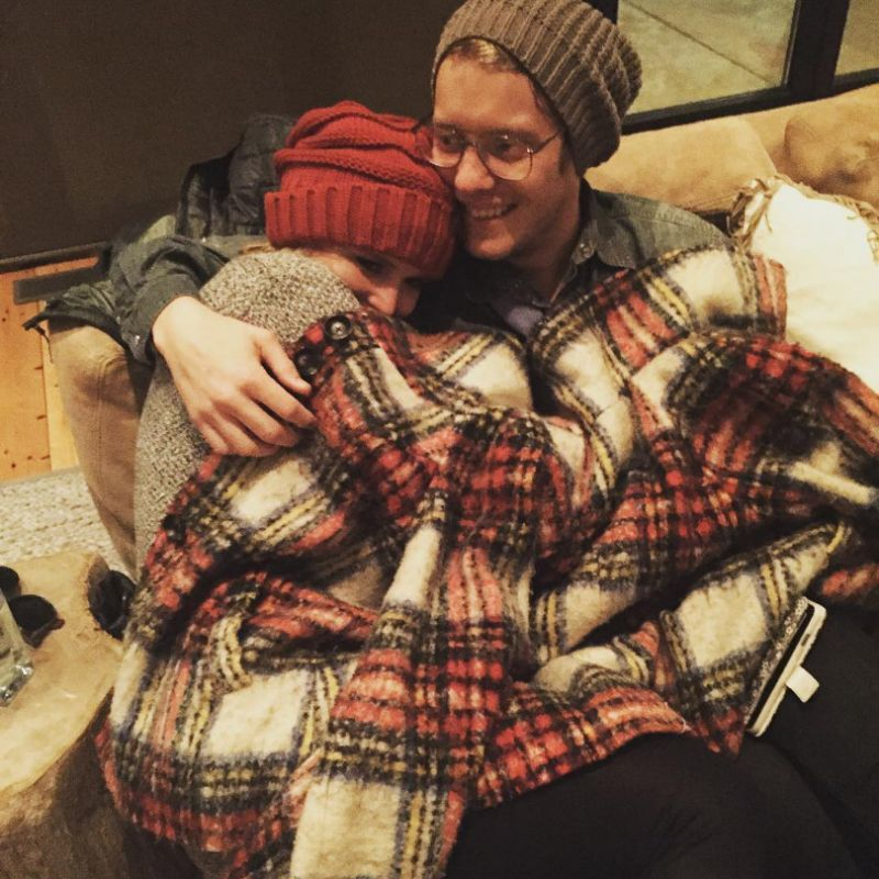 miranda lambert curls up with anderson east 2015 gossip