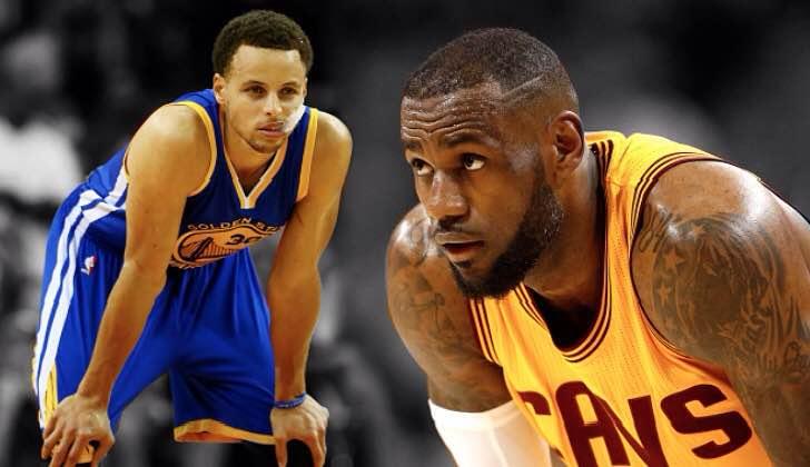 NBA Recap: Lebron James vs Steph Curry for MVP | Movie TV ...
