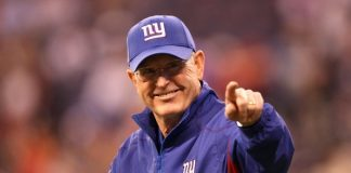 new york giants head coach tom coughlin steps down but not over yet 2015 images