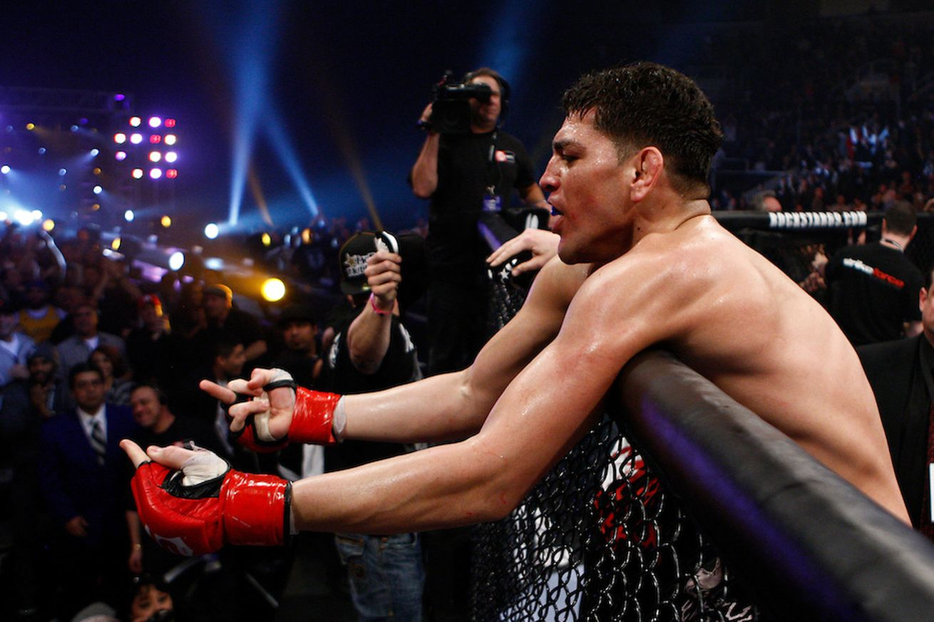 nick diaz nsac settlement 2016 mma
