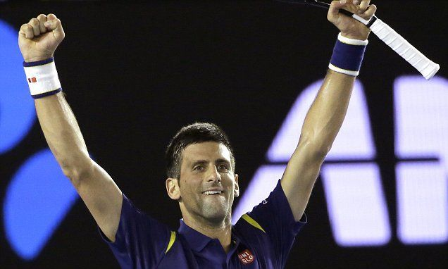 Novak Djokovic to challenge roger federers records 2016 images