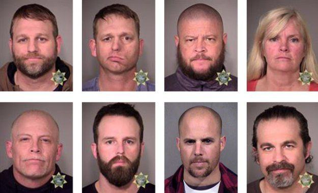 oregon militia standoff over with one dead 2016 gossip