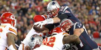 patriots vs chiefs nfl divisional round playoffs 2016 images
