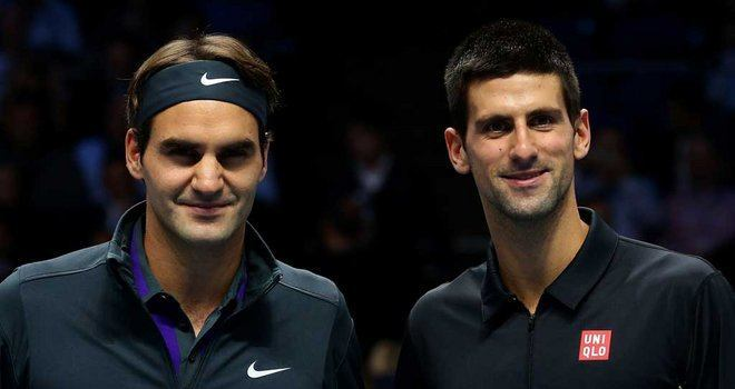 roger federer and novak djokovic ready to slam in 2016 images