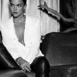 Ruby Rose Goes From 'Orange Is the New Black' Jumper to Ralph Lauren