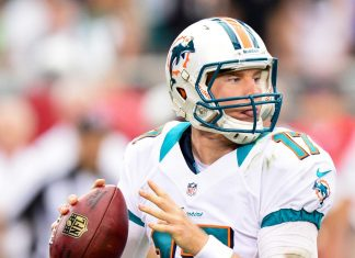 ryan tannehill ends inconsistent season with a bang 2015 nfl images