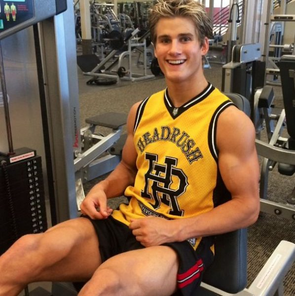 sage northcutt ripped bulge for mma 2016 images